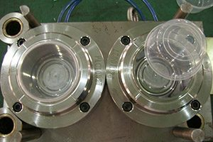 Galvanized Plastic Mould