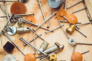 Different Types of fasteners